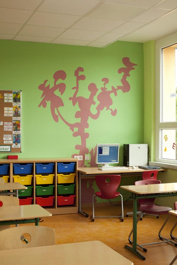 Klassenraum | Detail